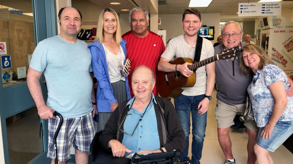 Music Therapy Group Members